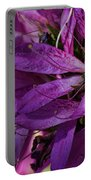 Native Long Petals Portable Battery Charger