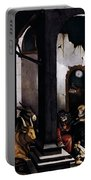 Nativity By Hans Baldung Grien Portable Battery Charger