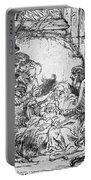 Nativity Portable Battery Charger by Rembrandt