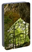 Natural Bridge Arch Portable Battery Charger