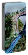Natural Bridge In Virginia Portable Battery Charger