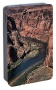 Natural Colorado River Page Arizona  Portable Battery Charger