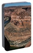 Natural Horseshoe Bend Arizona  Portable Battery Charger