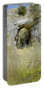 Natural Limestone Arch At Dove Valley Portable Battery Charger