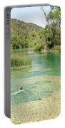 Natural Swimming Pool Portable Battery Charger