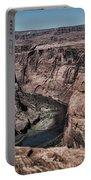 Natural View Colorado River Page Arizona  Portable Battery Charger