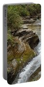 Natural Waterslide Portable Battery Charger