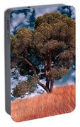 Nature - Green Tree Portable Battery Charger
