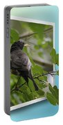 Nature Bird Portable Battery Charger