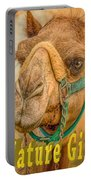 Nature Girl Camel Portable Battery Charger