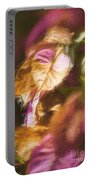 Nature Pastel Artwork Portable Battery Charger