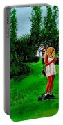 Nature Photographer Portable Battery Charger