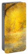 Nature's Golden Corridor Portable Battery Charger