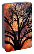 Nature's Stained Glass Portable Battery Charger