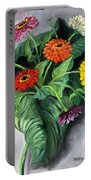 Nature's Vase Portable Battery Charger
