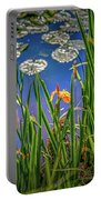 Nature's Window #h5 Portable Battery Charger by Leif Sohlman