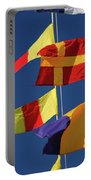 Nautical Banners Portable Battery Charger