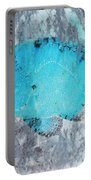 Nautical Beach And Fish #8 Portable Battery Charger