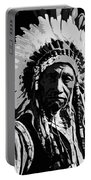 Navajo Indian Chief Portable Battery Charger