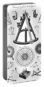 Navigational Instruments, E.g. Sextant Portable Battery Charger