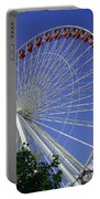 Navy Pier Ferris Wheel 2 Portable Battery Charger