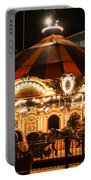 Navy Pier Merry-go-round Chicago Il Portable Battery Charger