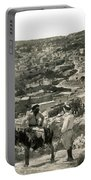 Nazareth, Palestine, C1920 Portable Battery Charger