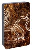 Nazca Monkey Portable Battery Charger
