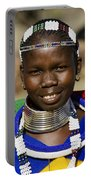 Ndebele Maiden Portable Battery Charger