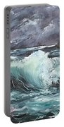 New England Coastline Portable Battery Charger