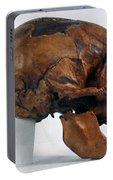 Neanderthal Skull Portable Battery Charger