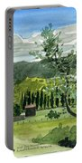 Near San Giovanalle Tuscany Portable Battery Charger