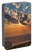Near Sunset Portable Battery Charger