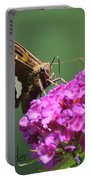 Nectaring Moth Portable Battery Charger