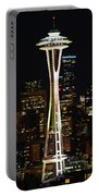 Needle At Night Portable Battery Charger