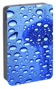 Needle In Rain Drops H006 Portable Battery Charger