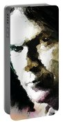 Neil Young Portrait  Portable Battery Charger