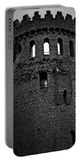Nenagh Castle Tower Bw Portable Battery Charger