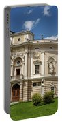 Neo Renaissance Architecture Of The Slovenian National Opera And Portable Battery Charger