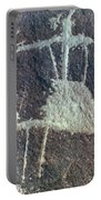 Neolithic Petroglyph Portable Battery Charger