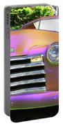 Neon Chev Portable Battery Charger