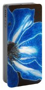 Neon Flower Portable Battery Charger