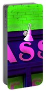 Neon Sassy Portable Battery Charger