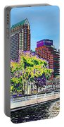 Neon Tampa Portable Battery Charger
