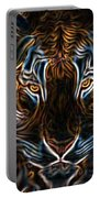 Neon Tigress Portable Battery Charger