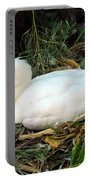 Nesting Spoonbill Portable Battery Charger
