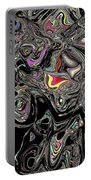 Neural Abstraction #13 Portable Battery Charger