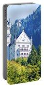 Neuschwanstein Castle 1 Portable Battery Charger