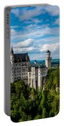 Neuschwanstein Castle - Bavaria - Germany Portable Battery Charger