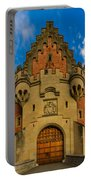 Neuschwanstein Castle Portable Battery Charger
